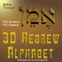 Hebrew Alphabet  pappy411