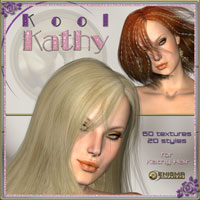 ** Kool Kathy - Real Hair and styles for Kathy Hair **  ilona