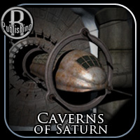 Caverns of Saturn (Poser, OBJ & Vue) 3D Models RPublishing