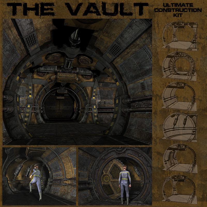 THE VAULT - Construction Kit