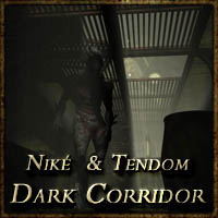NT: Dark Corridor Software 3D Models vikike176