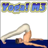 Yoga Poses for M3  KarenJ