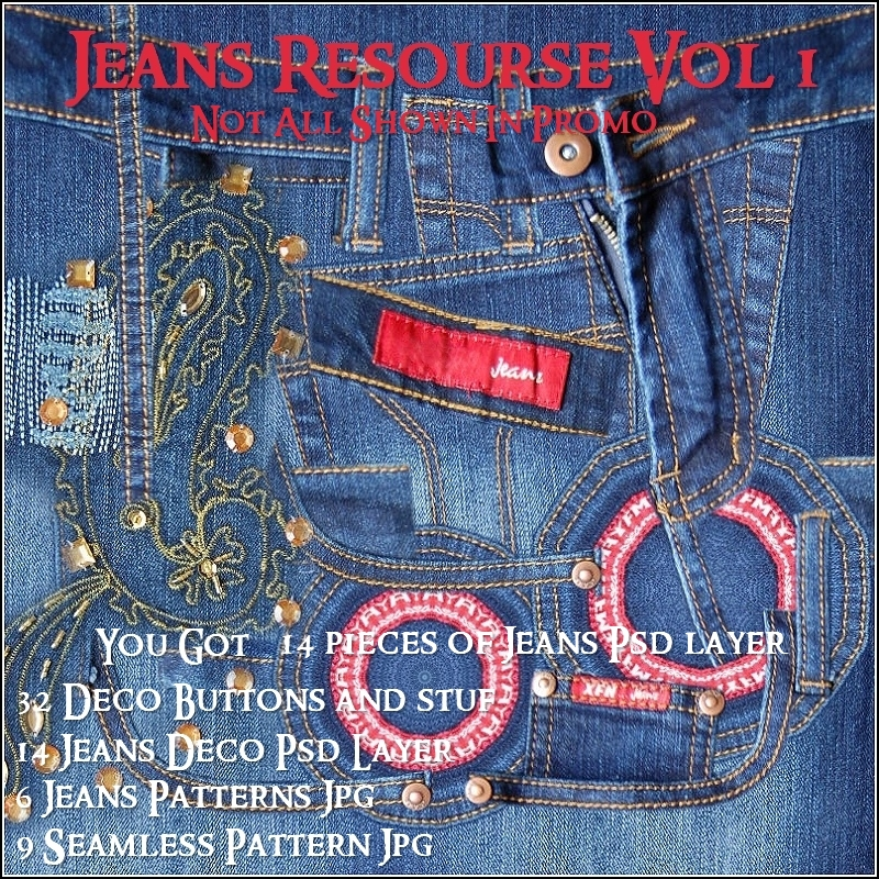 Jeans resources Vol 1