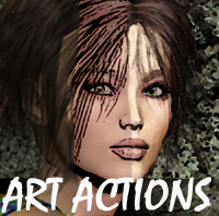 Art Actions 2D AdamWright