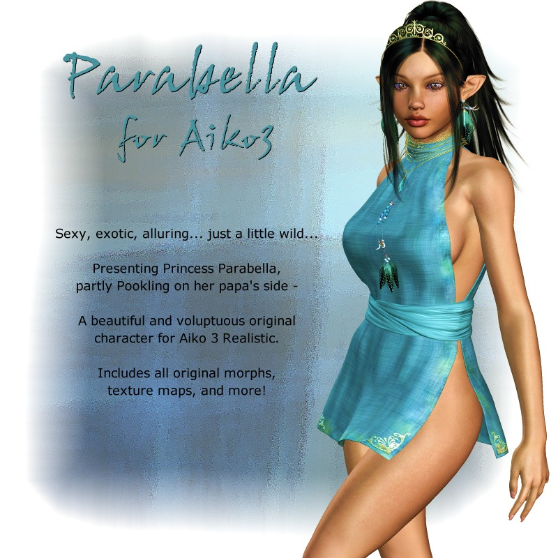 Parabella for Aiko 3