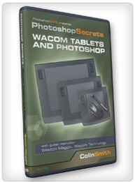 Photoshop Secrets: Wacom Tablets and Photoshop