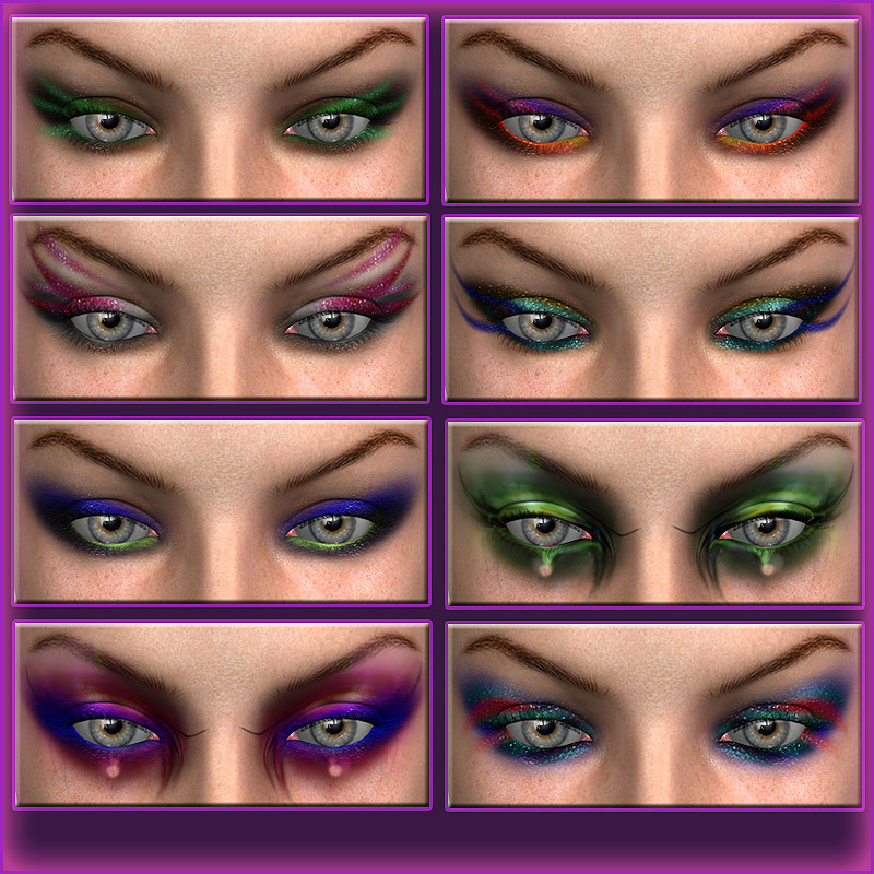 Wolf Eye Makeup Makeupview