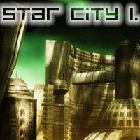 Star city I. 3D Models deadhead