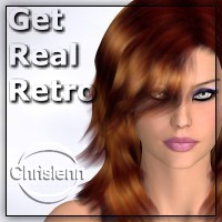 Get Real for Retro Hair  chrislenn