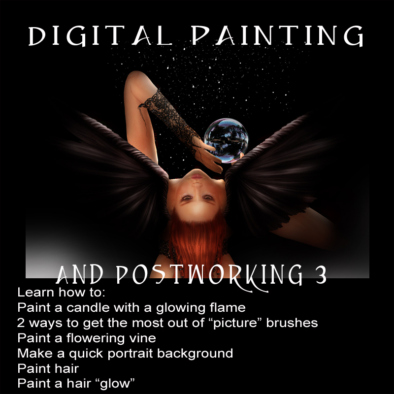 Digital Painting and Postworking 3