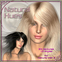 ** Natural Hues - Real hair and styles for Natural Hair 2 **  ilona