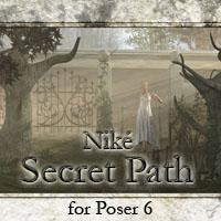 Niké: Secret Path 3D Models Software vikike176
