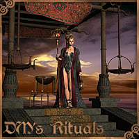 DM's Rituals 3D Figure Essentials 3D Models Danie