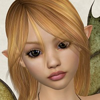 Nym for Aiko 3 3D Figure Essentials Thorne