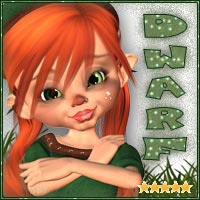 Kiki The Dwarf 3D Figure Essentials webhexe