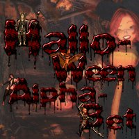 Halloween Alphabet 3D Models 2D Graphics dorkati