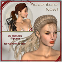 ** Adventure Now  - Real Hair and Styles for Adventure Hair **  ilona