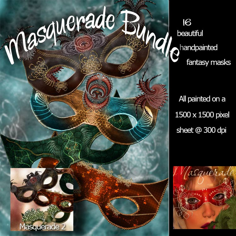 ~ Masquerade Bundle ~