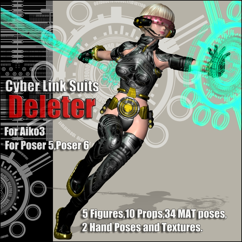 Cyber Link Suits Deleter