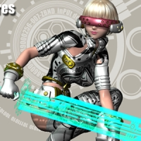 Cyber Link Suits Deleter 3D Figure Essentials 3D Models Bugzlife