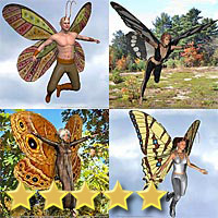A&M - Butterfly Wings! Themed Software Jean-Luc_Ajrarn