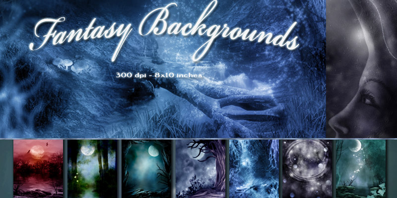 Fantasy Backgrounds