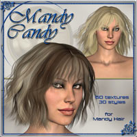 ** Mandy Candy - Real Hair and Styles for Mandy Hair **  ilona
