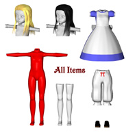 Ball Joint Doll image 2
