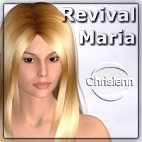 Revival for Maria Hair  chrislenn