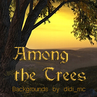 Among the Trees 3D Models 2D Graphics didi_mc