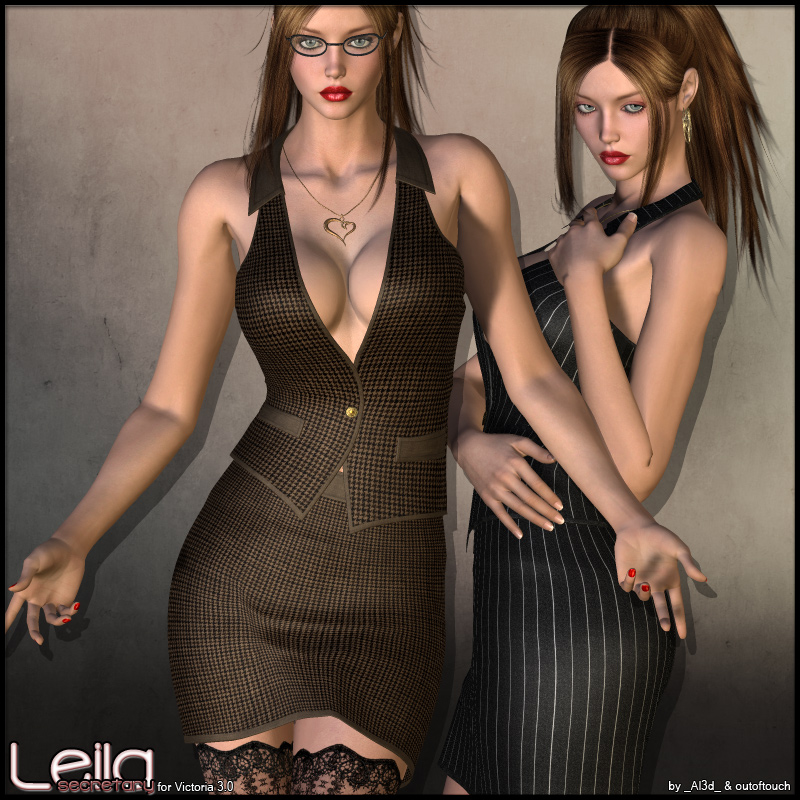 Leila: Secretary AddOn for V3