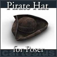 Pirate Hat image 1