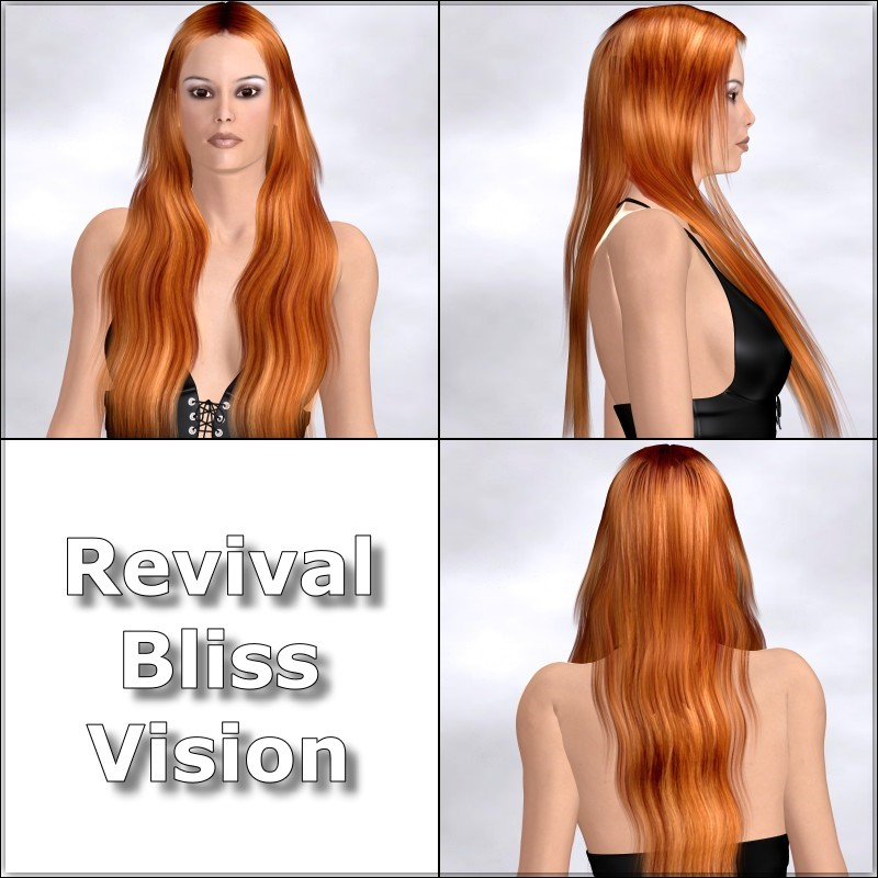 Revival for Bliss Vision Hair