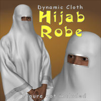 Pappy's Hijab Robe  pappy411