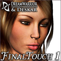 FinalTouch1 - Photoshop Actions  DreamWarrior
