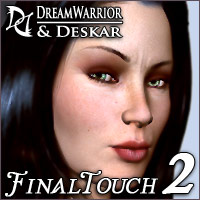 FinalTouch 2 - Photoshop Actions  DreamWarrior