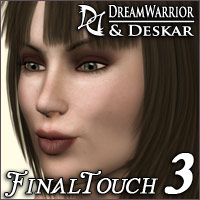 FinalTouch 3 - Photoshop Actions  DreamWarrior