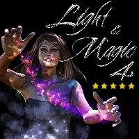 Light & Magic 4 Themed 2D And/Or Merchant Resources designfera