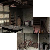 Scary Basement (Poser & Vue) image 4