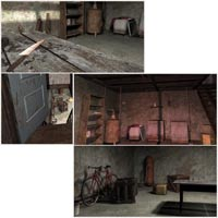 Scary Basement (Poser & Vue) image 5