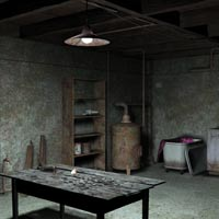 Scary Basement (Poser & Vue) image 2