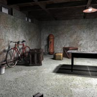 Scary Basement (Poser & Vue) image 3