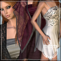 °Fashion° Textures for Airly Dress by kobamax  outoftouch