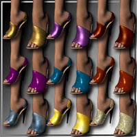 Extreme High Heels and 30 Styles for Vicky 4 image 1