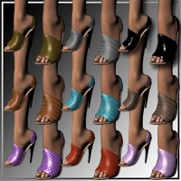 Extreme High Heels and 30 Styles for Vicky 4 image 3