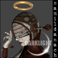 RustyDreams : DarkLight : 3D Figure Assets 3D Models _samildanach_