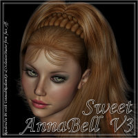 Sweet AnnaBell  V3 3D Figure Essentials lkiilerich