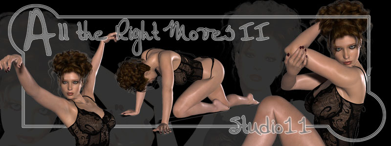 All the Right Moves II for V4