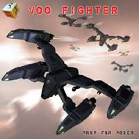 Voo Fighter  Simon-3D