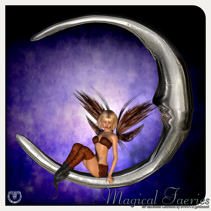 °Magical Faeries° Texture Expansion for ElfDance: Charmed